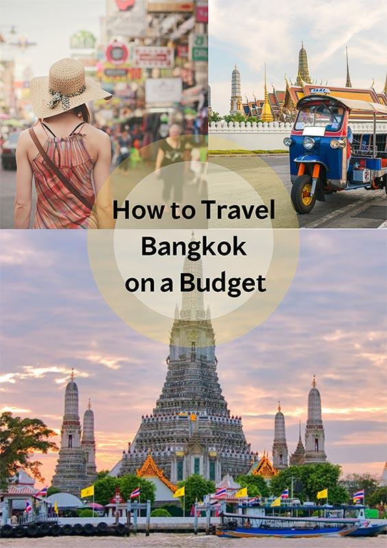 How to Travel Bangkok on a Budget