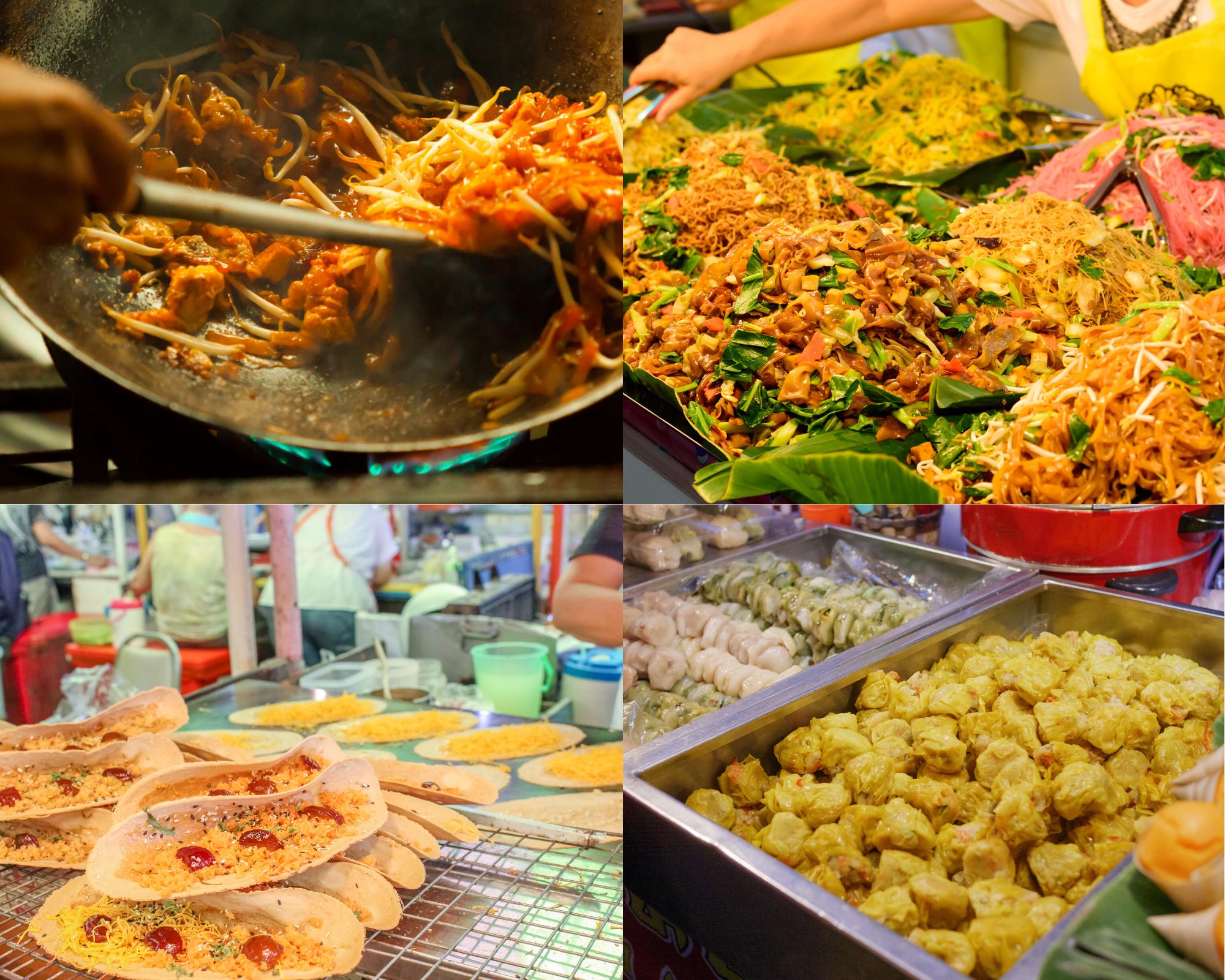 Chinatown Bangkoks Street Food Heaven | BANGKOK CAB